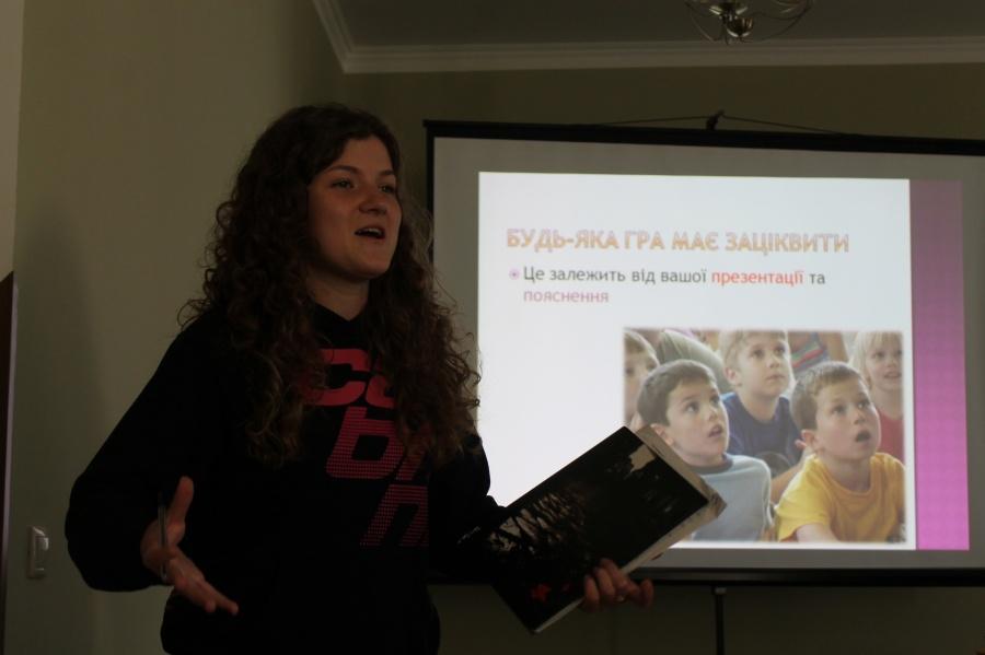 Семінар для катехитів Луцького екзархату на тему «Інтерактивні методи катехизації»